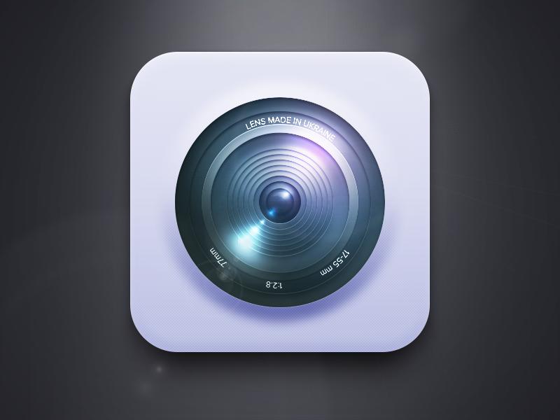 Camera Icon Icons Fribly