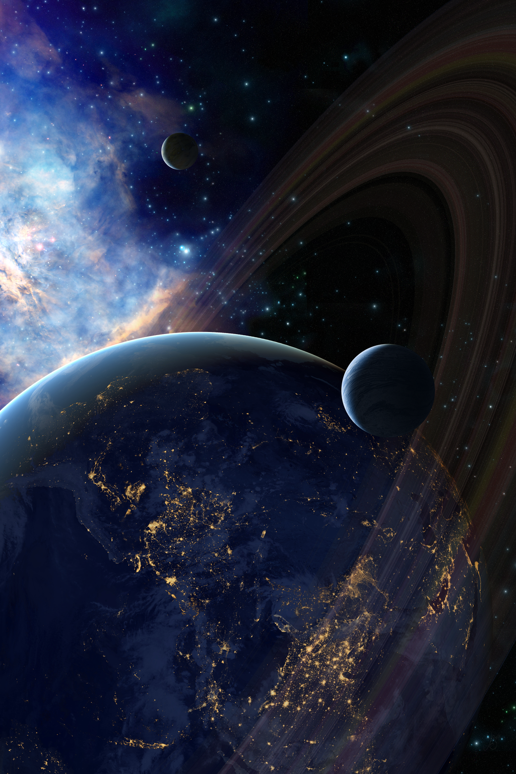 The Similarities of the Planets and Other Celestial Objects