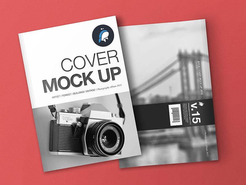 Free Magazine Amp Cover Mockup Freebies Fribly