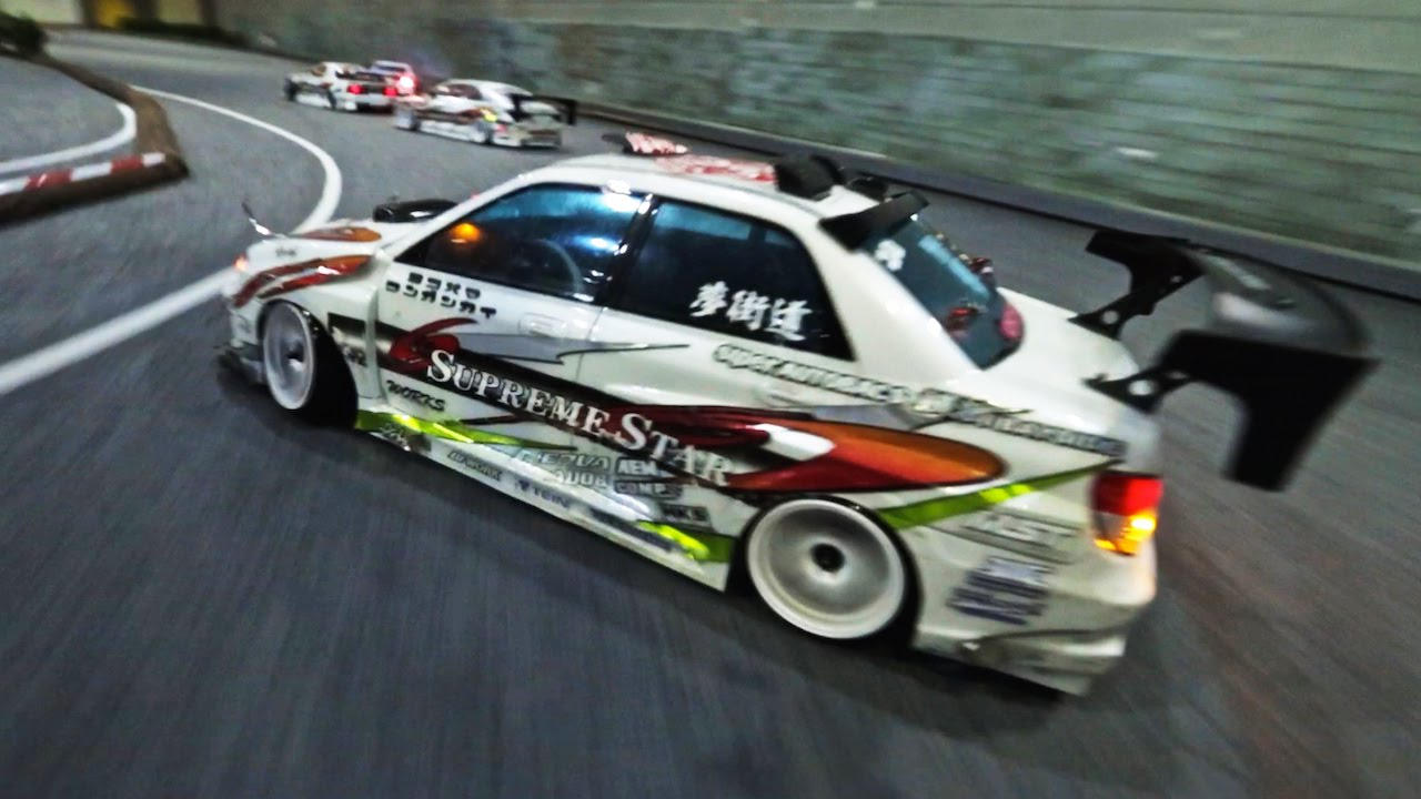 RC Drift Cars in Japan - Not as Fast and Furious, Just as Awesome! - Videos - Fribly