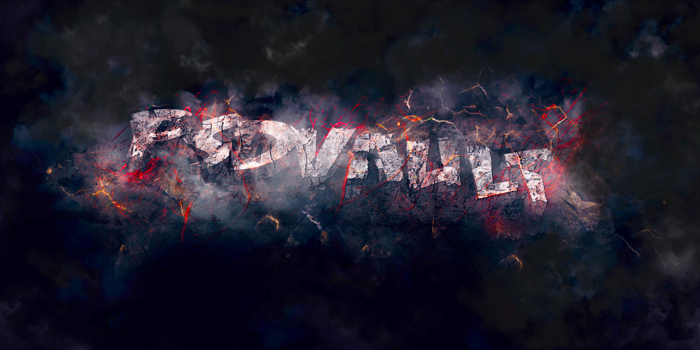 How to create rock 3d text effect with flying fire sparks in how to create rock 3d text effect with flying fire sparks in photoshop tutorials fribly baditri Choice Image