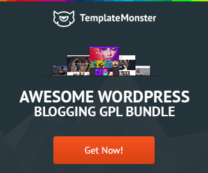 TOP WORDPRESS THEMES FROM TEMPLATE MONSTER
